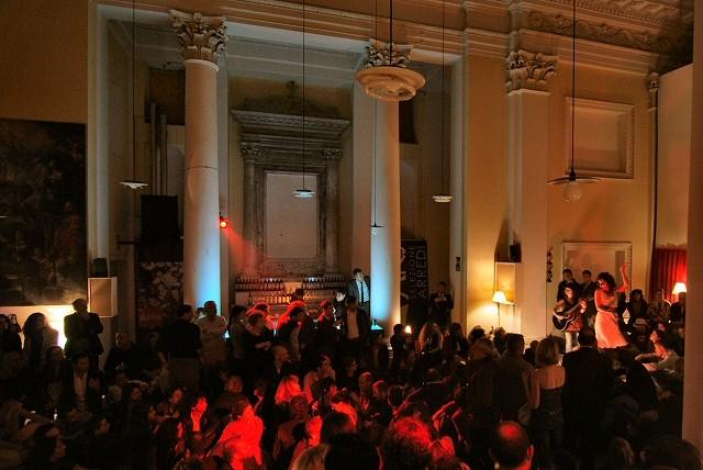 Elecrtic Party/Lucchetti1873/Eventi